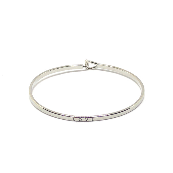 Love Inspirational Bangle - SPREE