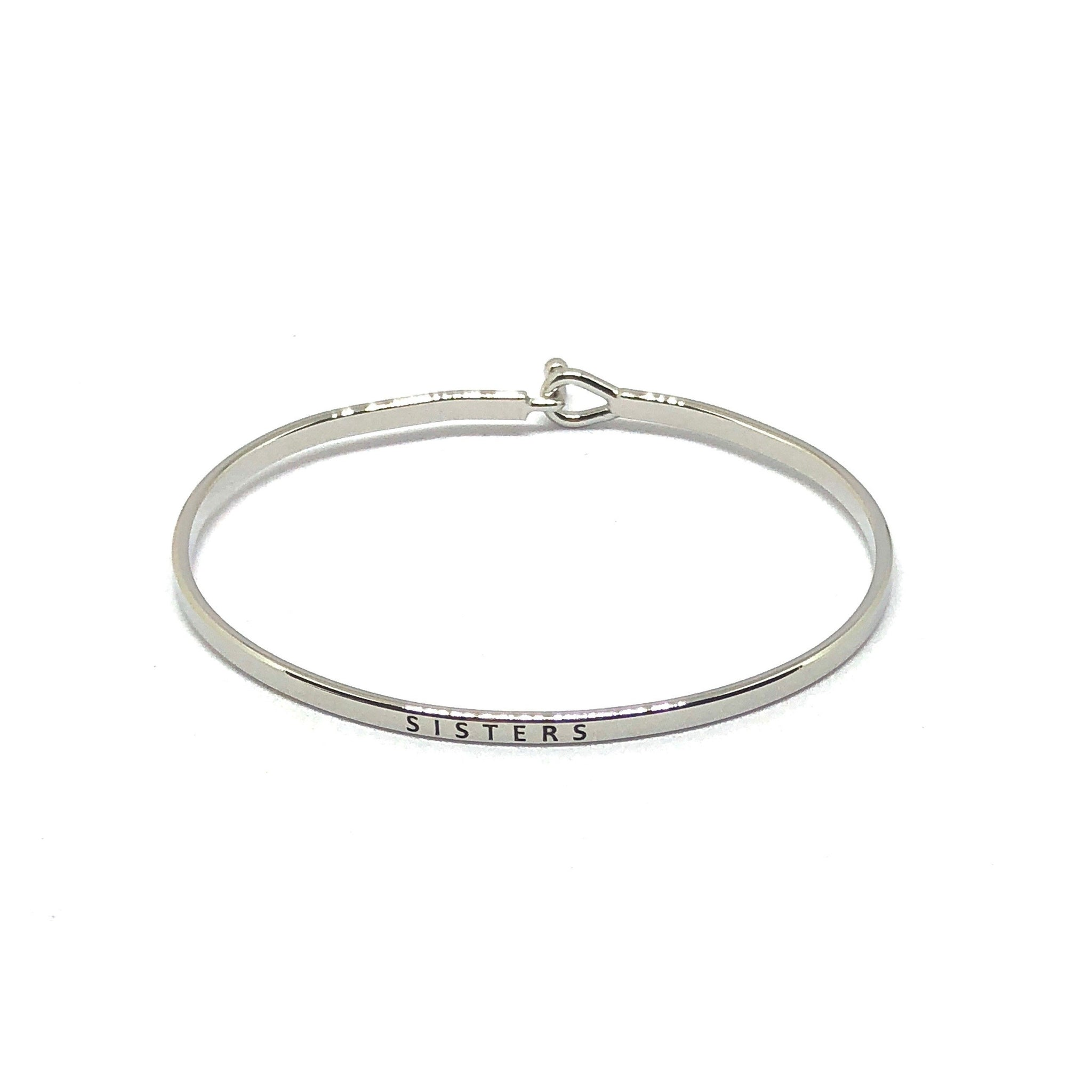 Sisters Inspirational Bangle - SPREE