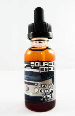 Jerry's Berries - Source Code Vapor