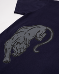 BANDITS | Cats on Cats straight hem tee