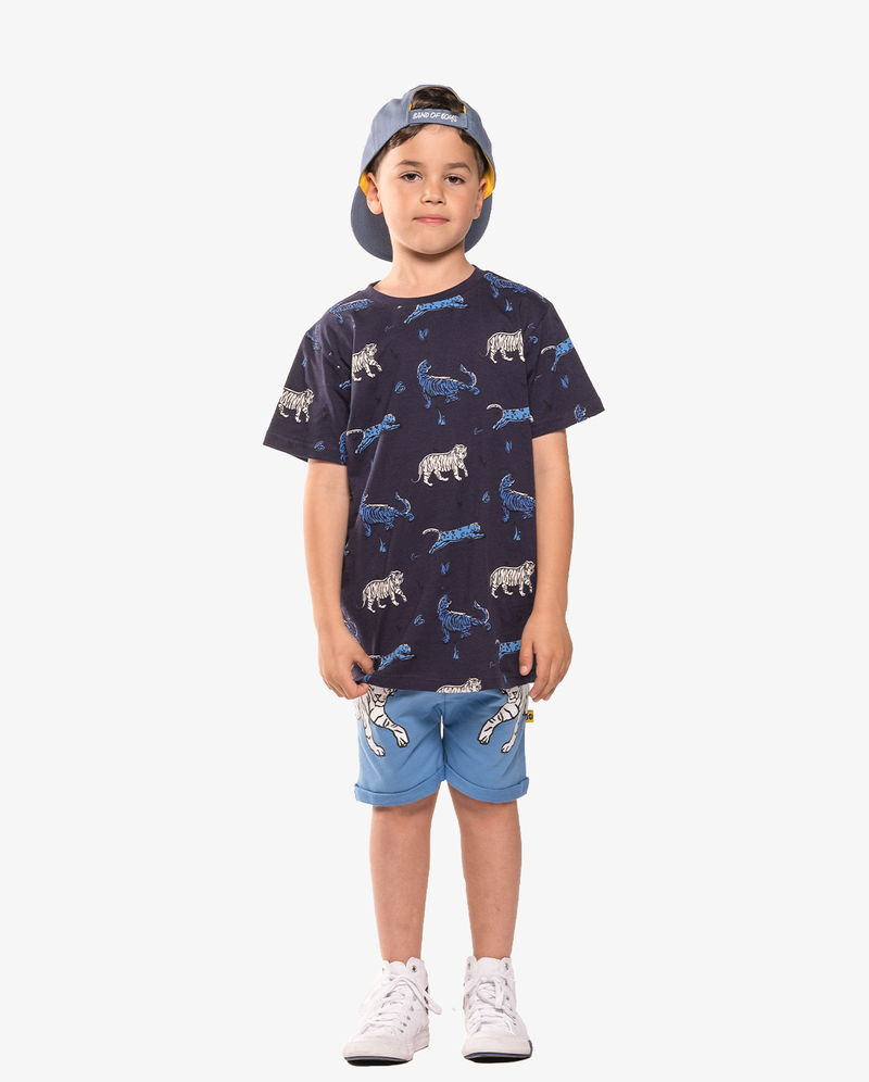Cool Cats relaxed shorts