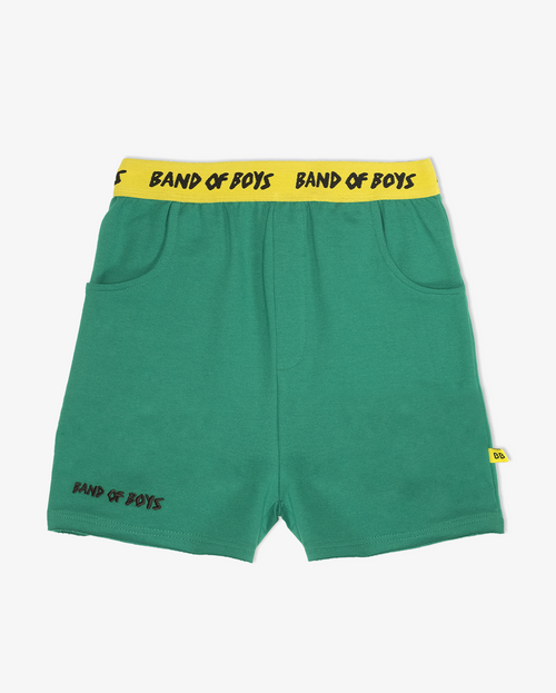 Mean Green track shorts