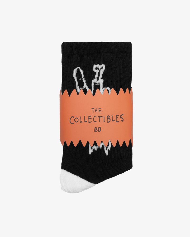 THE COLLECTIBLES | Rock On Skate Socks