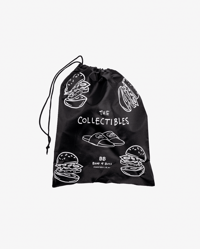 THE COLLECTIBLES | Hamburger Slides
