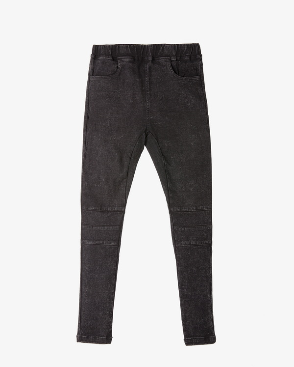 Band of Boys Vintage Black Skinny Stretch Jeans.