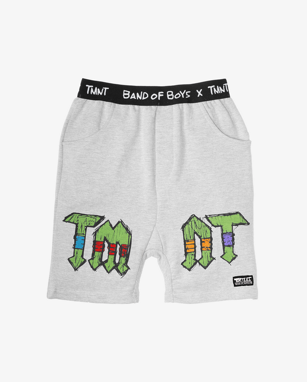 Band of Boys X Teenage Mutant Ninja Turtles Collab | TMNT Track shorts