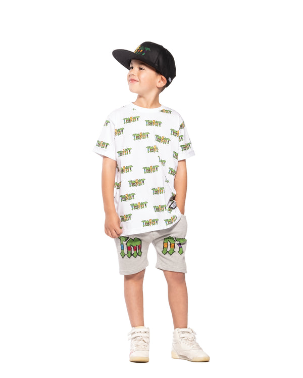 Band of Boys X Teenage Mutant Ninja Turtles Collab| TMNT Oversize Tee