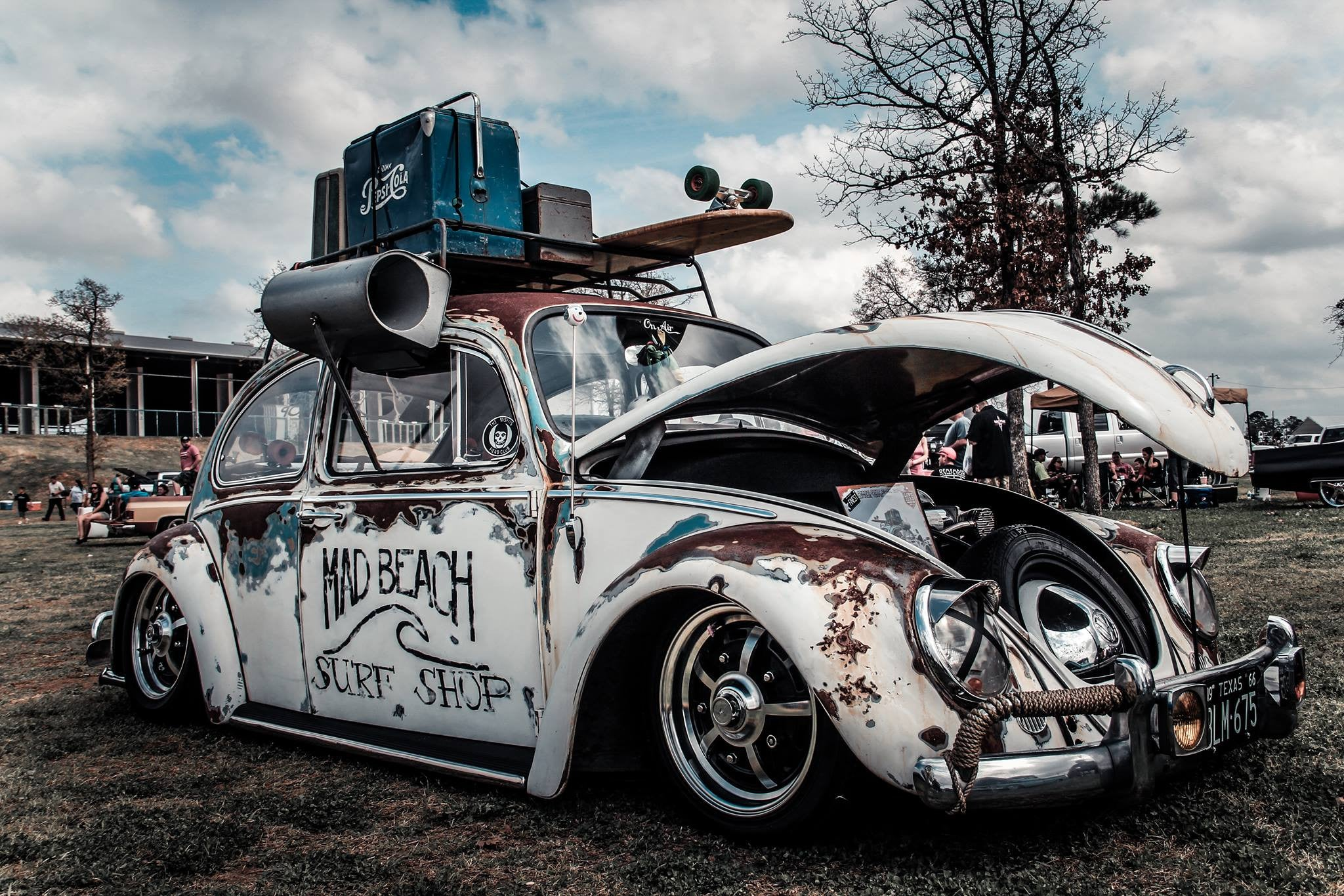Surface Nick VW Bug Collab Tank