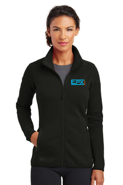 Women's EPX Body Ogio Endurance Knit Jacket - Color Logo