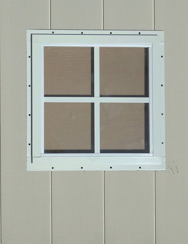 Square Playhouse Window