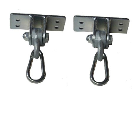 Four Hole Swing Hangers (pair)