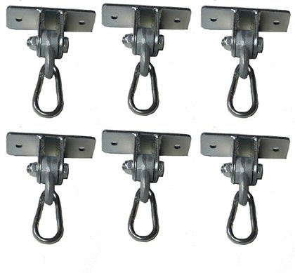 Heavy Duty Swing Hangers - (3 pair)