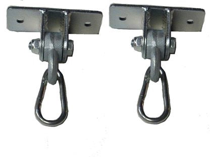 Large Steel Swing Hanger (pair)