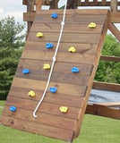 Playground Climbing Rocks (set of 6)
