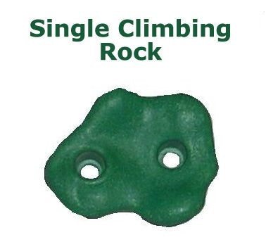 Playground Climbing Rocks (single rock)