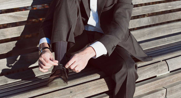 Top Tips for Pairing Suits and Dress Socks For Men