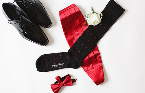 Completing A Business Outfit with the Right Socks