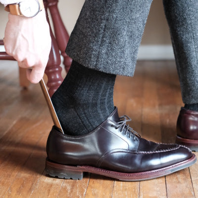 Merino Wool Dress Socks for Men