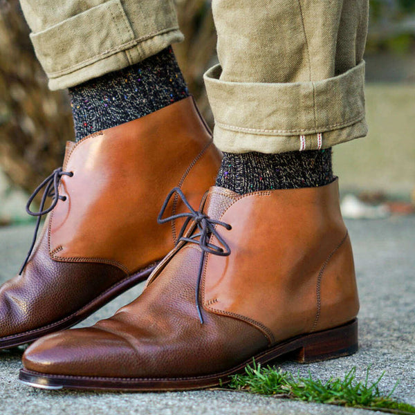 Men's Socks for Leisure and Casual Wear