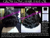 Grow Long Hair Fast Hair Growth Oil Hair Growth Serum Scalp Energizer Rare Oils