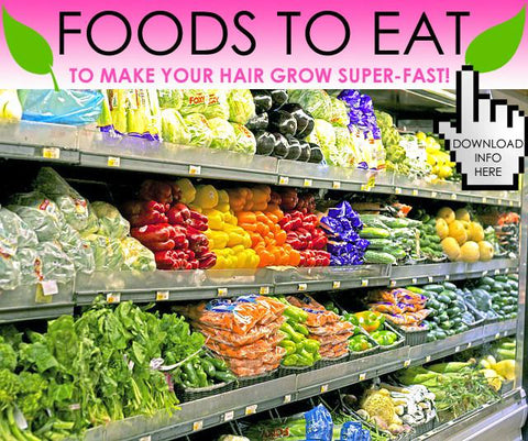 Download: Fast Hair Growth Amazing Foods To Eat - DevotedThings