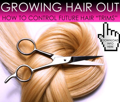 DOWNLOAD Haircut Trims Advice When Growing Long Hair - Download: Haircuts And Trims Advice On Controlling Haircut Loss Disasters