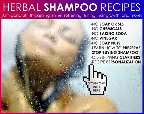 Download: Natural Organic Chemical Free Herbal Shampoo Recipes For Hair Growth Dandruff and More - DevotedThings
