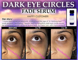 Natural Dark Circles Eye Treatment for Lightening Eyelids and Bags Fade Serum with Aloe - DevotedThings