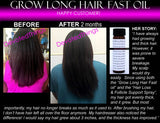 Scalp Oil, Growth Of Existing Hairs - GROW LONG HAIR Fast Hair Growth Oil Hair Growth Serum Scalp Energizer Rare Oils