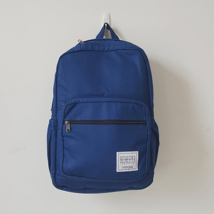 [SALE 20%] The Retro Blue Denim Royal BeeKeeper Backpack (Masterpiece Range)