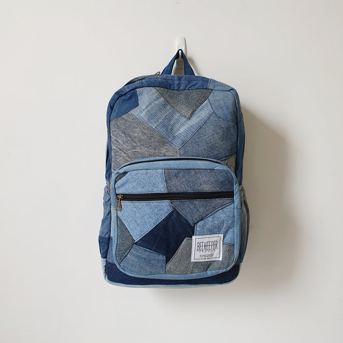 The Denim Drive Royal BeeKeeper Backpack (Masterpiece Range)