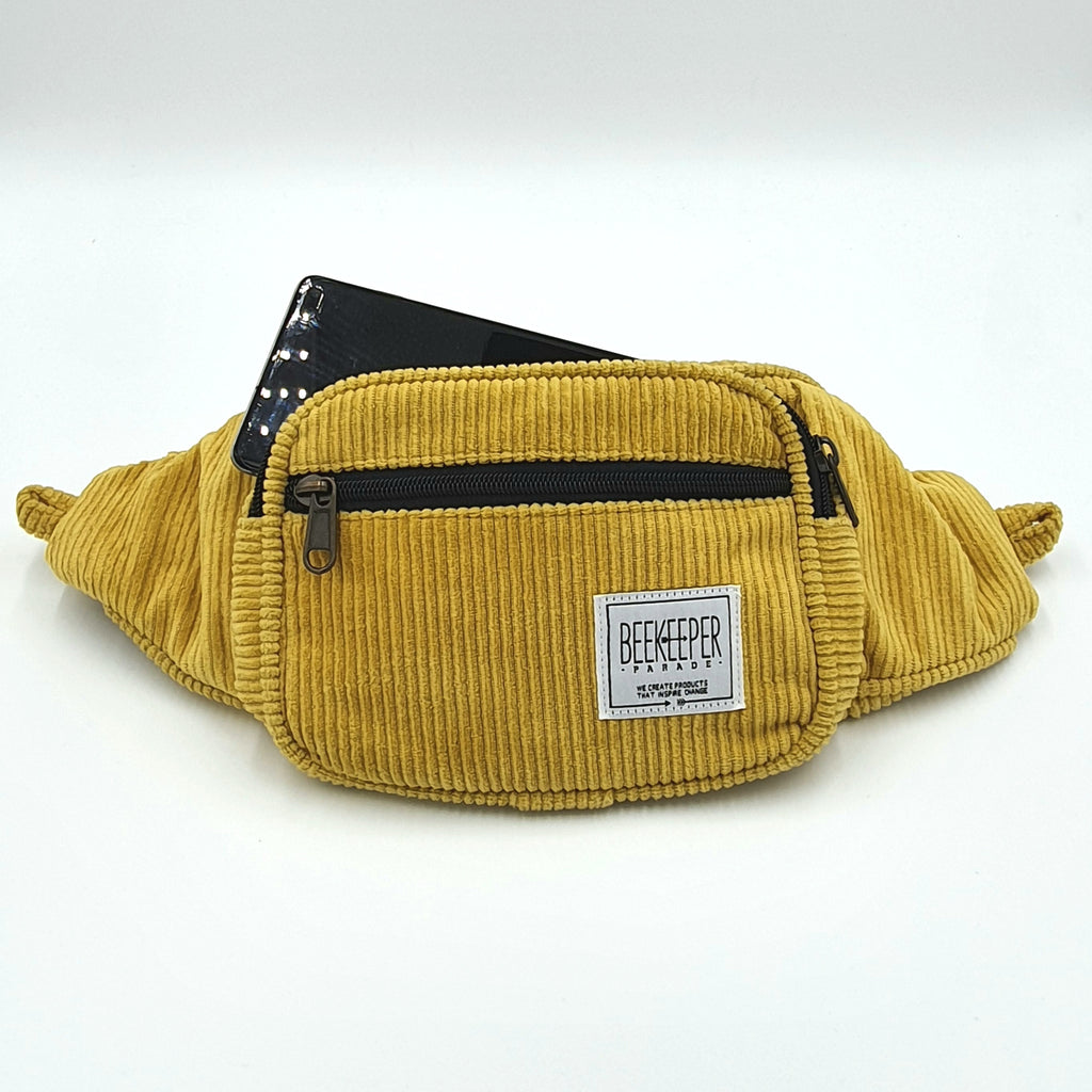The Black Canvass BeeKeeper Bumbag