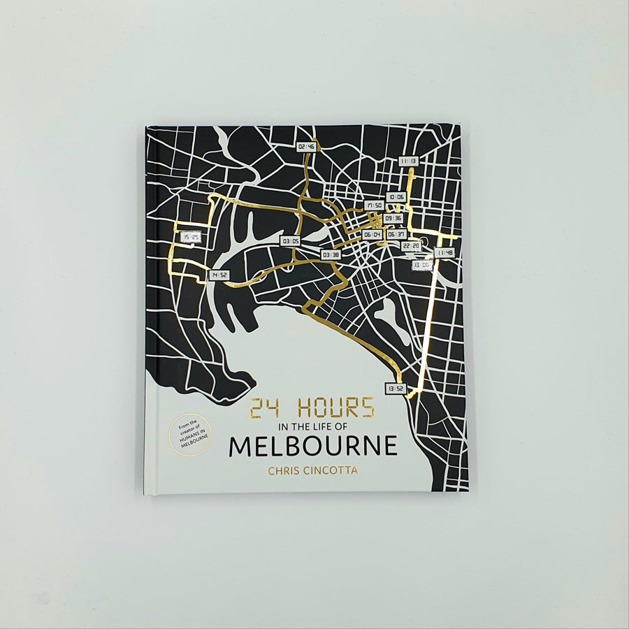 24 Hours in the Life of Melbourne