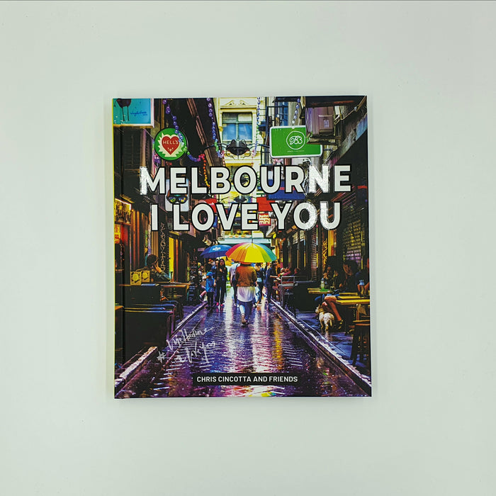 [SALE 25% OFF] Melbourne I Love You
