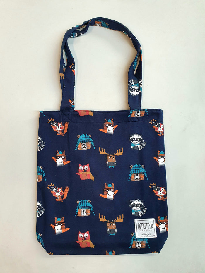The Forest Friends Tote (Large)