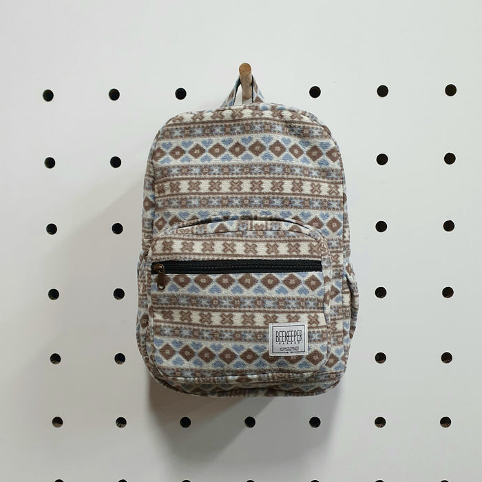 [SALE 20% OFF] The Winter Fleece Mini-Royal BeeKeeper Backpack (Masterpiece Range)