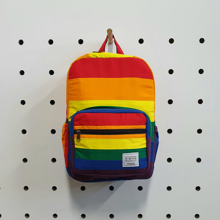 The Rainbow Mini-Royal BeeKeeper Backpack (Masterpiece Range)
