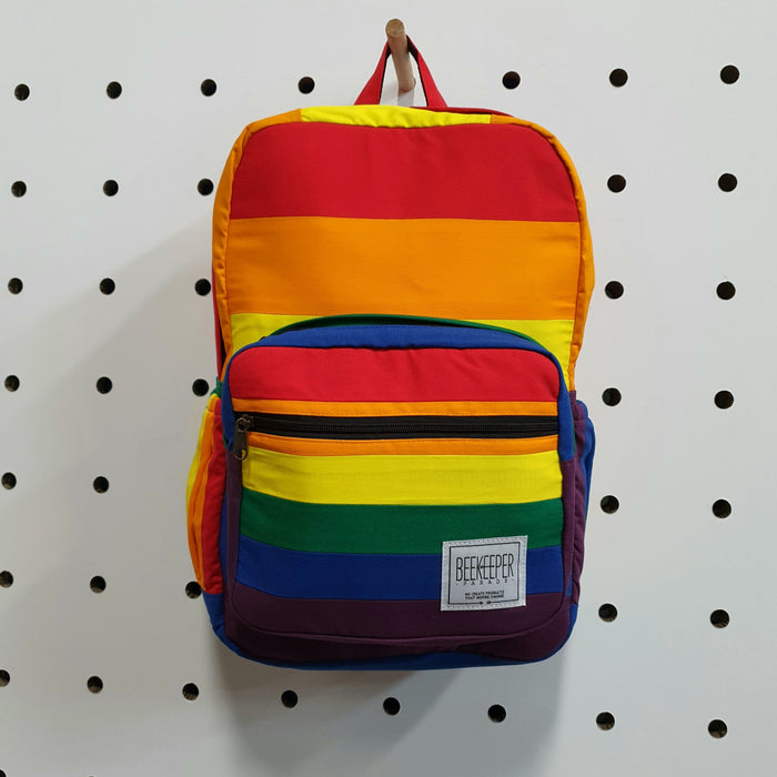 The Rainbow BeeKeeper Backpack (Masterpiece Range)