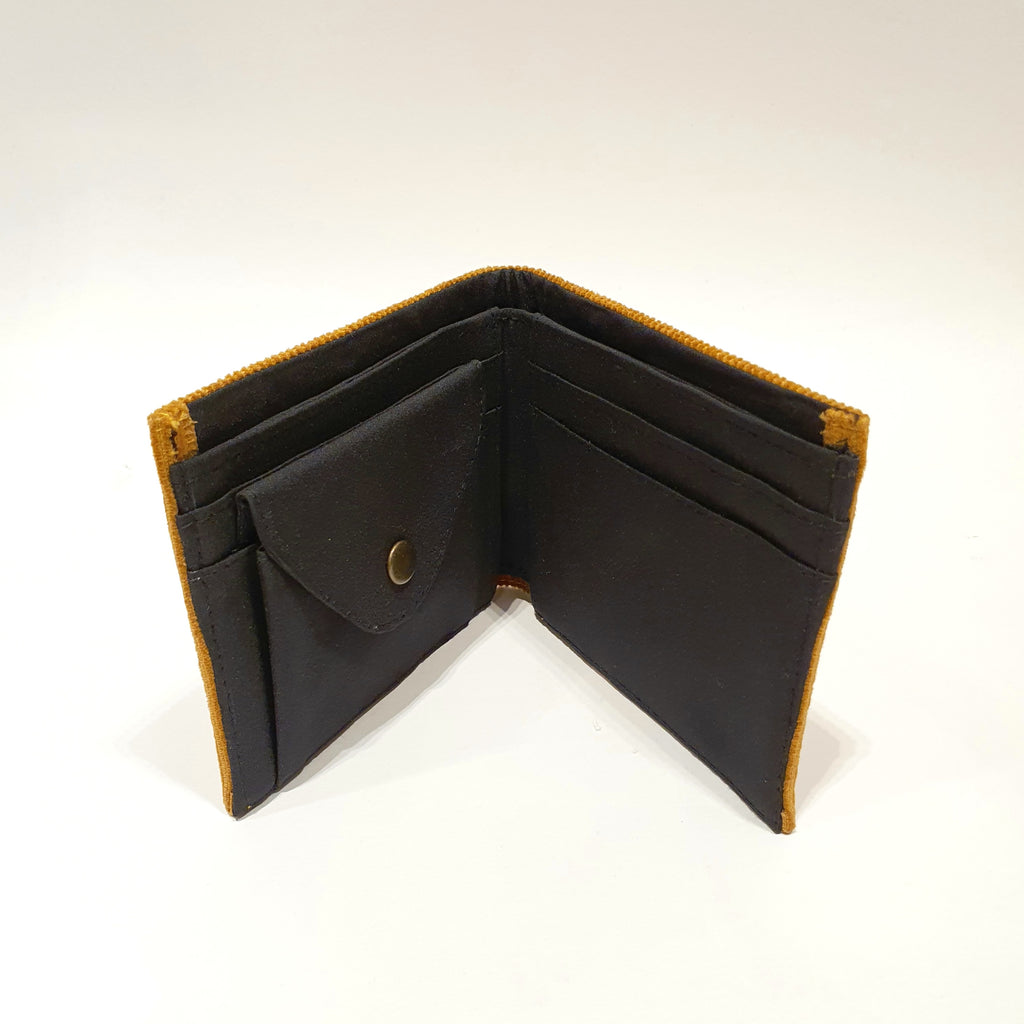 The Purple Canvass BeeKeeper Wallet