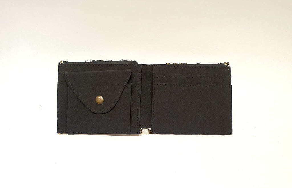 The Black Canvas BeeKeeper Wallet