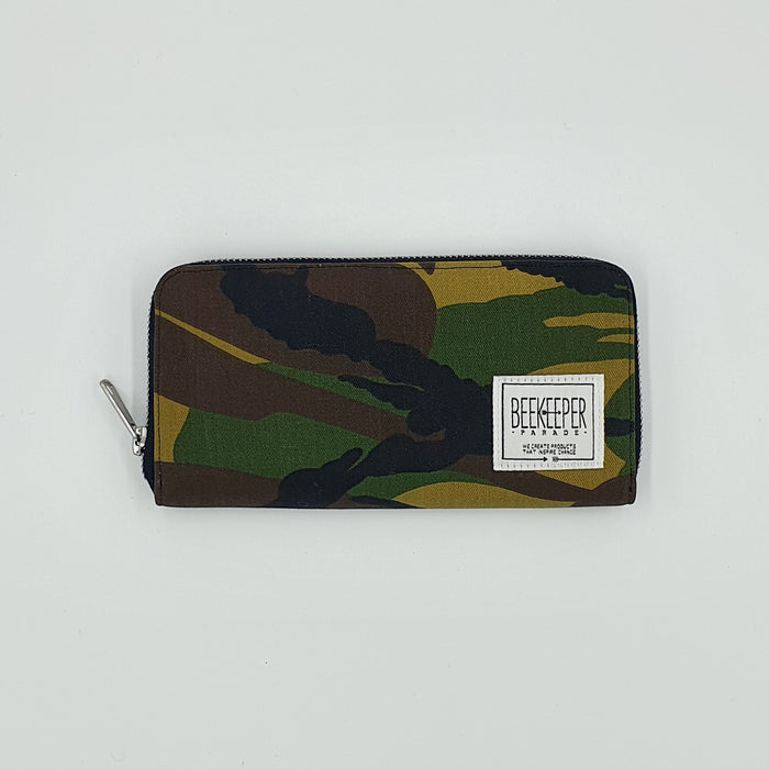 The Camouflage BeeKeeper Purse