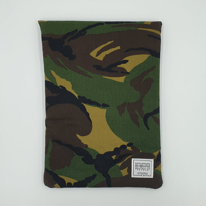 The Camouflage 13inch BeeKeeper Laptop Sleeve