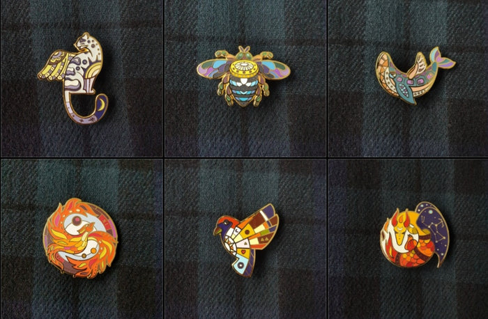 BeeKeeper Parade's Magical Creatures Collection
