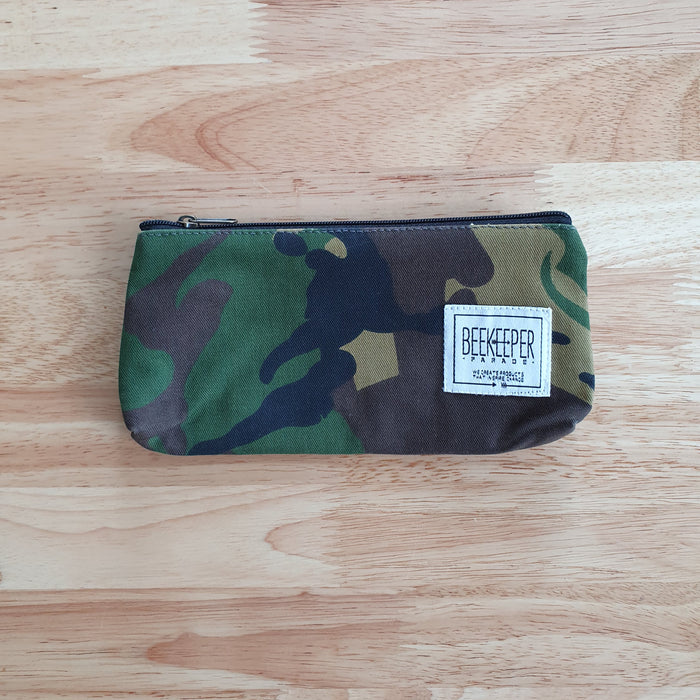 The Camouflage BeeKeeper Pouch (Small)