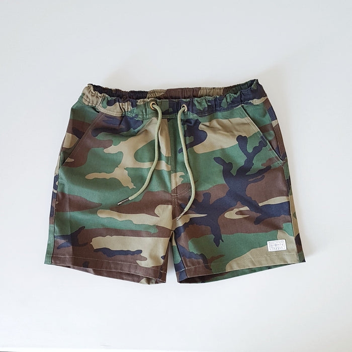 The Camouflage BeeKeeper Shorts