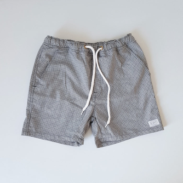 The Hounds Tooth Check BeeKeeper Shorts