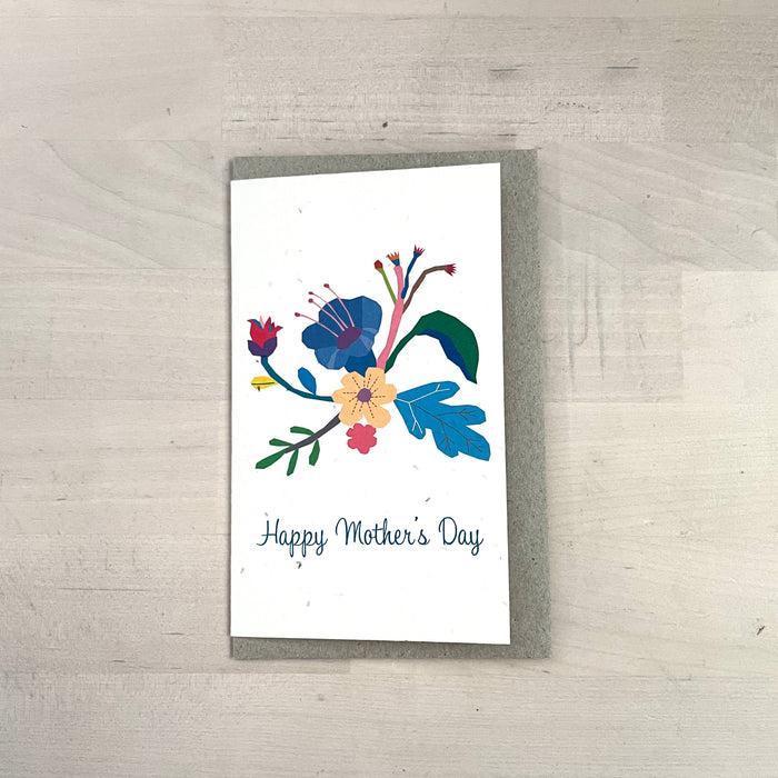 The 'Mother's Day II' Card (that grows)