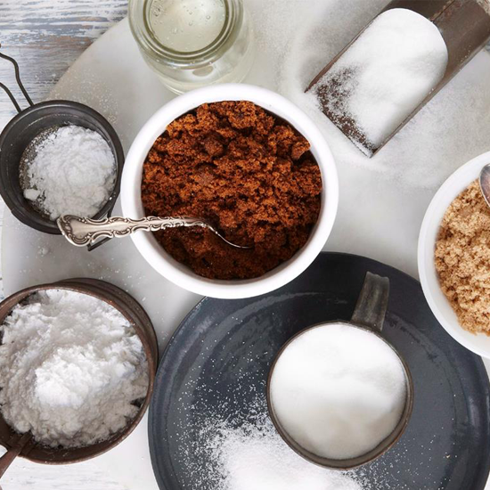 7 All Natural Sugar Substitutes