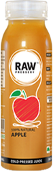 Buy Cold Pressed Fruit juice having 100% Natural Apple