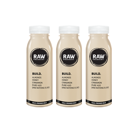 Healthy Raw Pressed Go Nuts Memory Juice Bundles - Raw Pressery